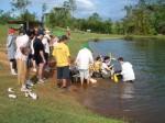 Team Raft Building
